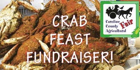 County Fair CRAB FEAST Fundraiser! tickets