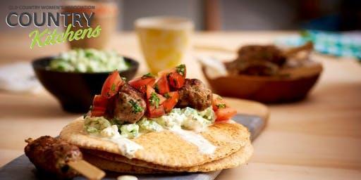 QCWA Country Kitchens Workshop: Lamb Tacos