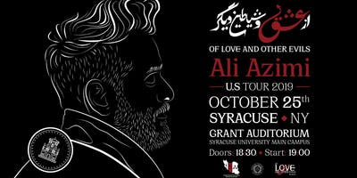 Persian Rock & Alternative with Ali Azimi