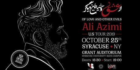 Persian Rock & Alternative with Ali Azimi tickets