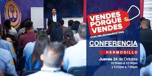 Conferencia Vendes porque Vendes