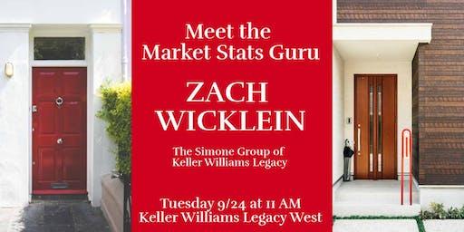 Market Stats Guru - Zach Wicklein