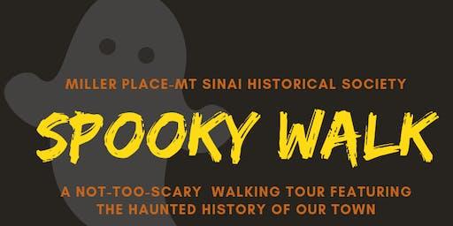 Spooky Lantern Walk