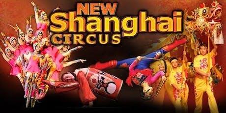 Premier Concert 4 - New Shanghai Circus tickets