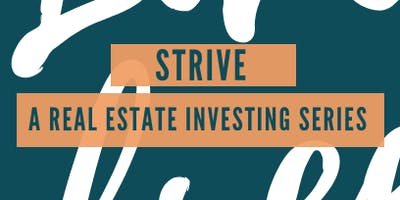 New Series Starts Jan 4th! Strive Wealth Builders Real Estate Investing Series