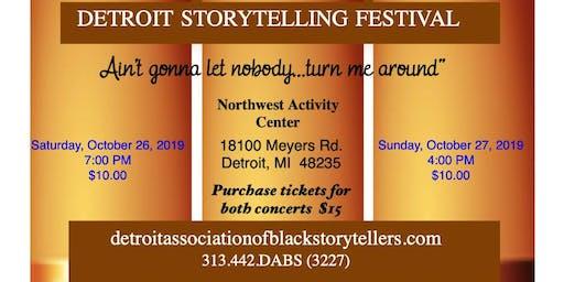 DETROIT STORYTELLING FESTIVAL