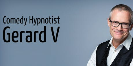 Comedy Hypnotist Show with Gerard V at Numurkah tickets
