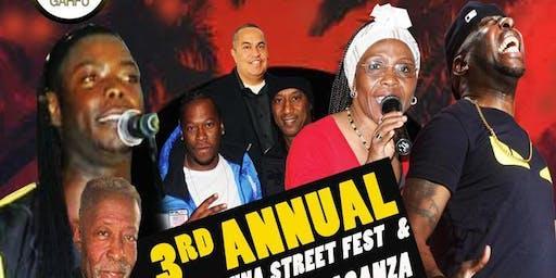 Garifuna Street Fest & Food Extravaganza 2019