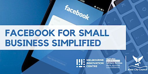 Facebook Simplified for Small Business - Knox