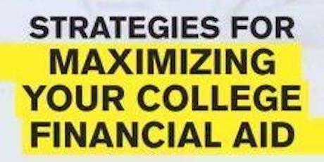 大学教育基金规划和如何申请到最多的助学金 tickets