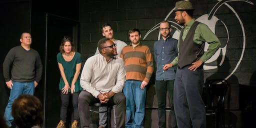 """Improv in the D"" New Year's Eve Show"
