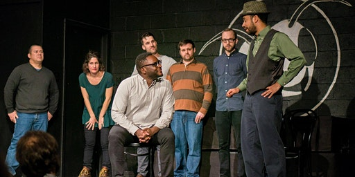 """""""Improv in the D"""" New Year's Eve Show"""