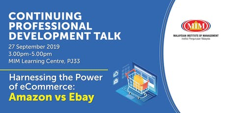 Harnessing the Power of eCommerce Amazon vs eBay tickets