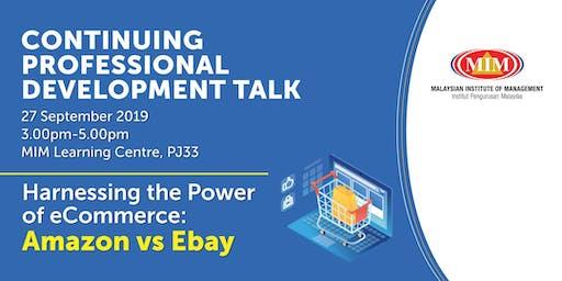 Harnessing the Power of eCommerce Amazon vs eBay