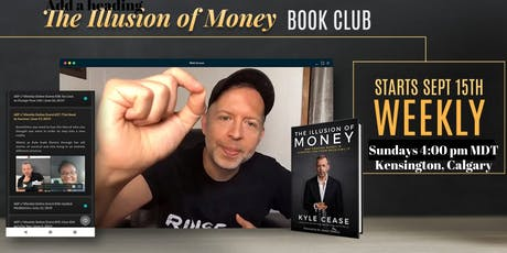 The Illusion Of Money Mastermind & Book Club tickets