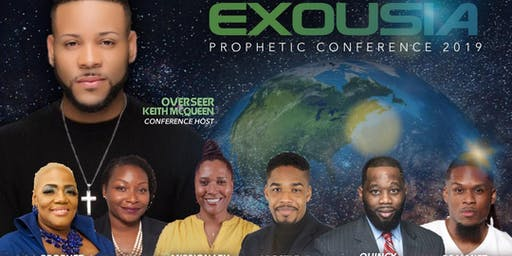 Exousia Prophetic Conference 2019