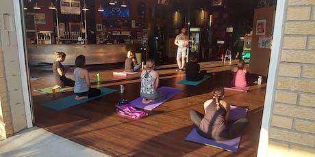 Un-Bentable Yoga with Bent tickets
