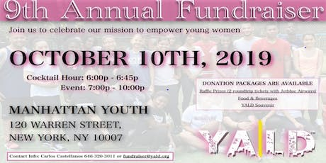 YALD's 9th Annual Fundraiser - Empowering Our Youth Through Action tickets