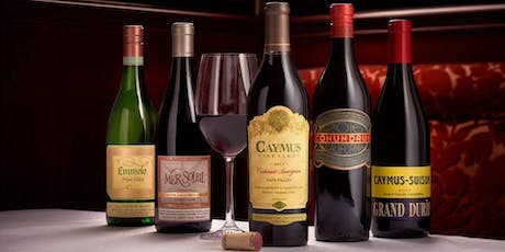 Caymus Wine Dinner at Ruth's Chris Ann Arbor tickets