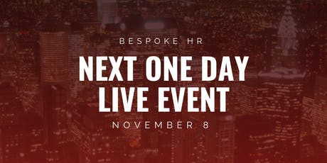 The Culture Accelerator One Day Live Event (November 2019) tickets