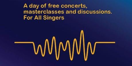 UTAS Voice Day tickets