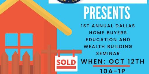 Dallas Home Buyer Education Seminar