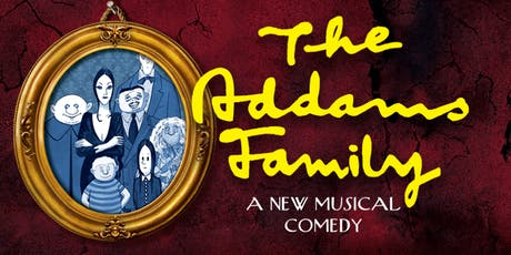 The Addams Family 11/15 7:00pm tickets