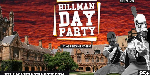 Hillman Day Party Tour :: RDU