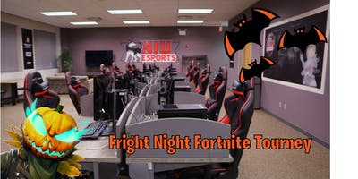 Fright Night Fortnite Tourney | Game is the Name