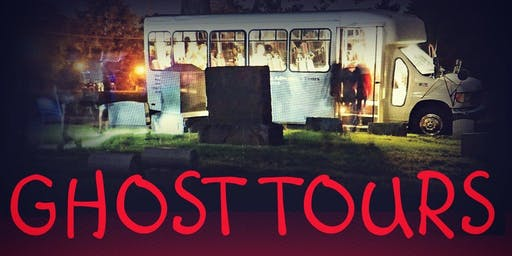 Ghost Tours 2019 - Michelle's Cafe LaGrange