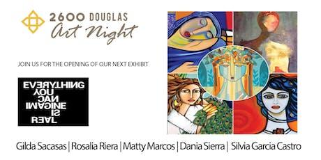 Coral Gables Gallery Night - 2600 Douglas - October 2019 tickets