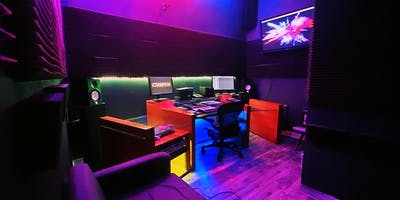 Free Music Production & Recording Studio Classes for Youth