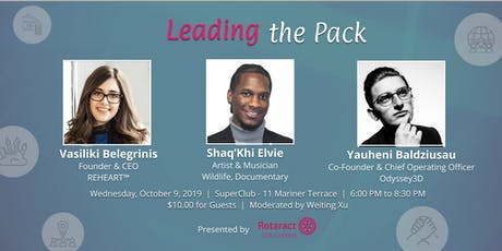 Leading the Pack - How to excel as a young professional tickets