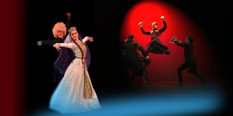 Masters of Georgian Dance tickets