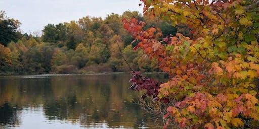 Lake Mercer Hike 4.5 miles