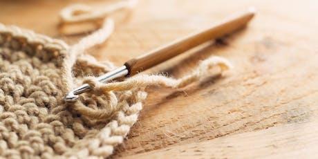 Learn to Crochet in Jervis Bay tickets