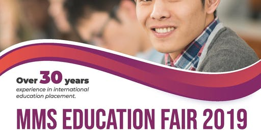 MMS Education Fair 2019 (Miri)