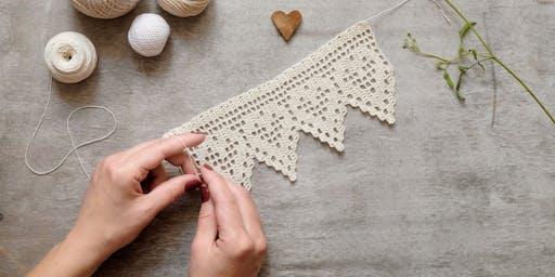 Learn Filet Crochet in Jervis Bay