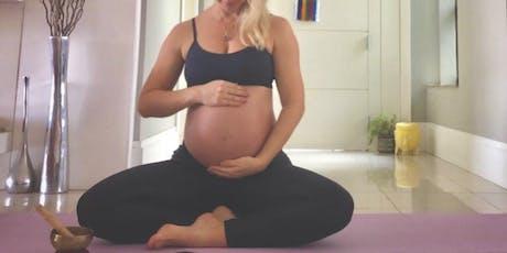 Yoga e Meditação: Conexão Mãe-Bebê  ingressos