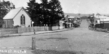 FREE lunchtime local heritage talk - Churches in the Shoalhaven tickets