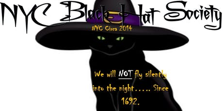 6th Annual NYC Black Hat Society tickets