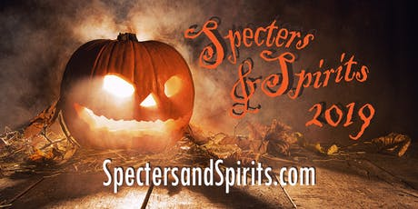 Specters and Spirits- Ghost Tour and Whiskey Tasting tickets
