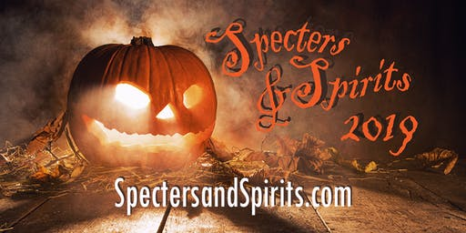 Specters and Spirits- Ghost Tour and Whiskey Tasting