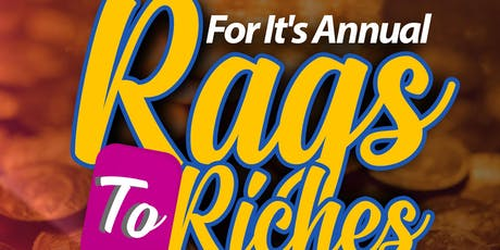 Rags to Riches A Different Story of Empowerment tickets