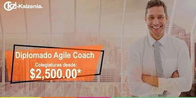 Diplomado Agile Coach.