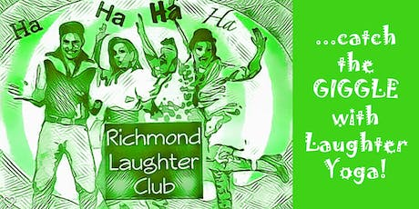 Free Laughter Yoga - Richmond Laughter Club tickets