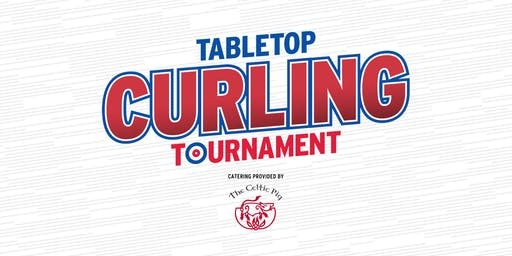 Tabletop Curling Tournament