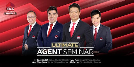Ultimate Agent Seminar (Asset Progression/Deal Structuring/Roadshow) tickets
