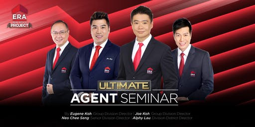 Ultimate Agent Seminar (Asset Progression/Deal Structuring/Roadshow)
