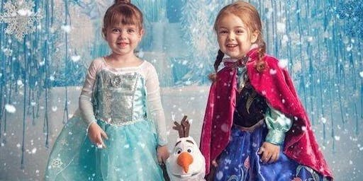 A Special Frozen Holiday Dance Extravaganza and Gala Performance for Children